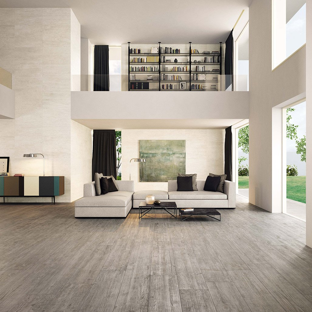 AKDO Axi Wood Look Porcelain Tiles