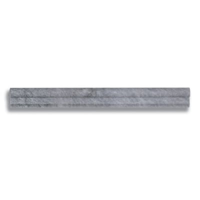 "12"" Classic Rail Turkish Gray (Honed) - AKDO"