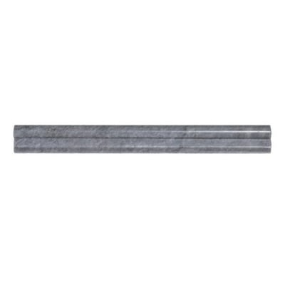 "12"" Classic Rail Turkish Gray (Polished) - AKDO"
