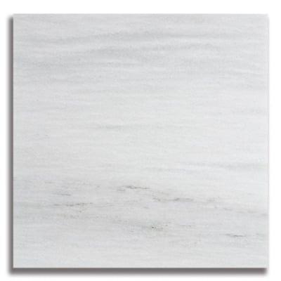 "12"" x 12""  Ash Gray (Honed) Marble Tile - AKDO"