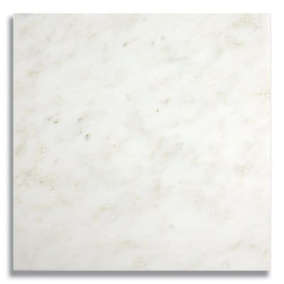 "12"" x 12"" Carrara Bella (Honed) Marble Tile - AKDO"