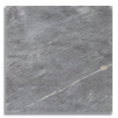 "12"" x 12"" Turkish Gray (Honed) Marble Tile - AKDO"