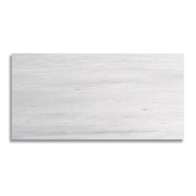 "12"" x 24"" Ash Gray (Honed) Marble Tile - AKDO"