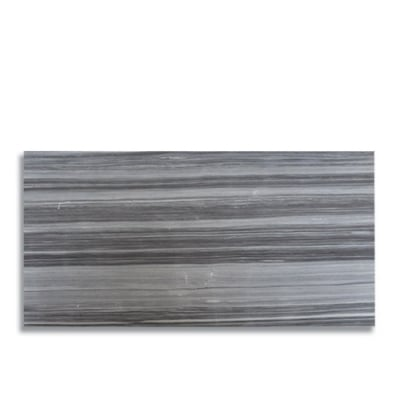 "12"" x 24"" Bellino Gray (Polished) Marble Tile - AKDO"