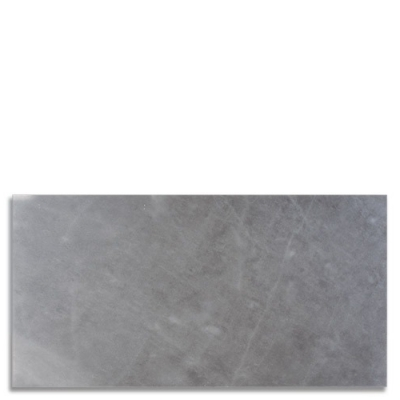 "12"" x 24"" Turkish Gray (Honed) Marble Tile - AKDO"