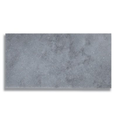 "3"" x 6"" Turkish Gray (Honed) Marble Tile - AKDO"