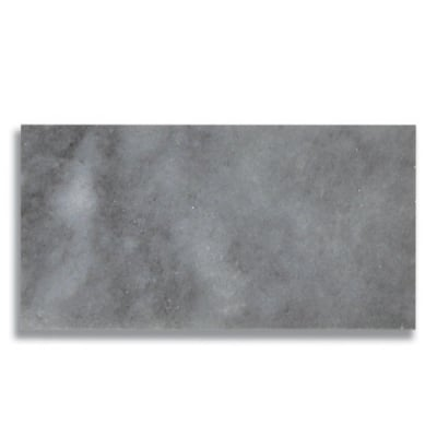 "3"" x 6"" Turkish Gray (Polished) Marble Tile - AKDO"