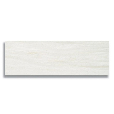 "4"" x 12"" White Haze (Honed) Marble Tile - AKDO"