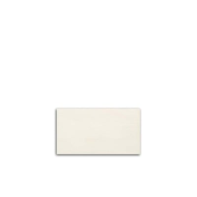 "12"" x 22"" Mark Wall Ivory Special Order Ceramic Tile - AKDO"