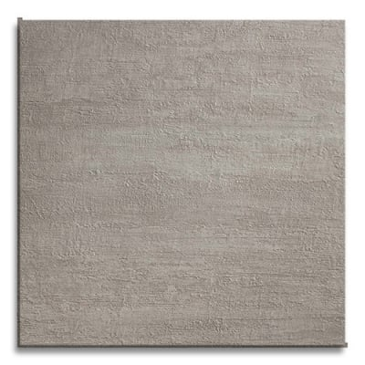"24""x 24"" x 3/4"" Lastra Mark Chrome Porcelain Tile - AKDO"
