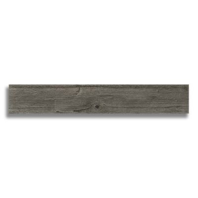 "6"" x 36"" Axi Grey Timber Porcelain Tile - AKDO"