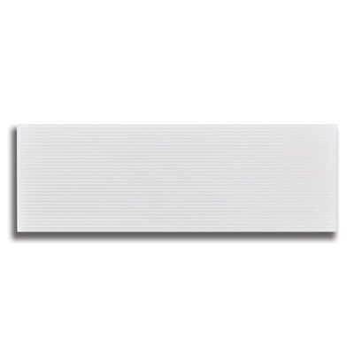 "Impressions Combed Cloud 4"" x 12"" Ceramic Tile - AKDO"