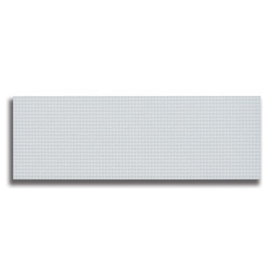 "Impressions Grasscloth Breeze 4"" x 12"" Ceramic Tile - AKDO"