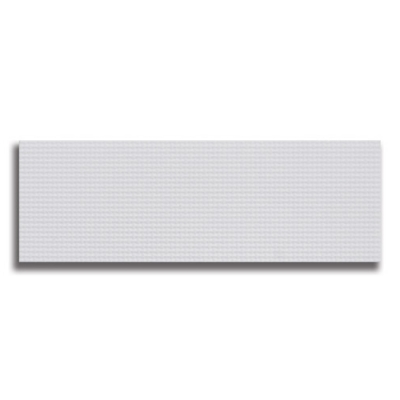"Impressions Grasscloth Cloud 4"" x 12"" Ceramic Tile - AKDO"