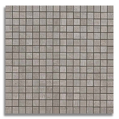 Mix Mosaic Mark Chrome Special Order Porcelain Mosaic Tile - AKDO