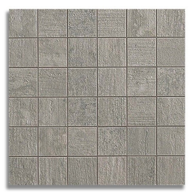 Mosaic Mark Chrome (Matte) Porcelain Mosaic Tile - AKDO