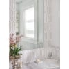 Allure Radiance Carrara Bella Honed Marble Mosaic Tile - AKDO