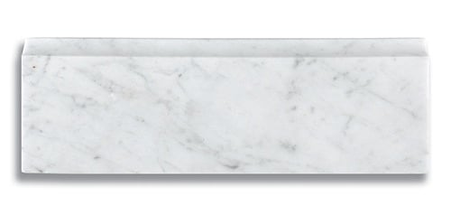 Base Molding Carrara (Honed) - AKDO,12