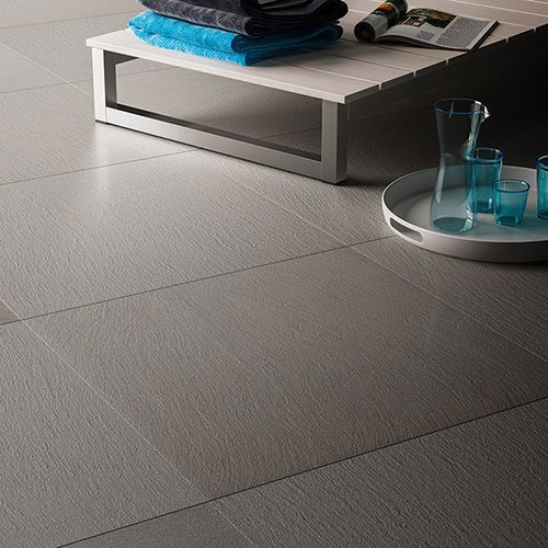 AKDO Cement Looking Porcelain Tiles