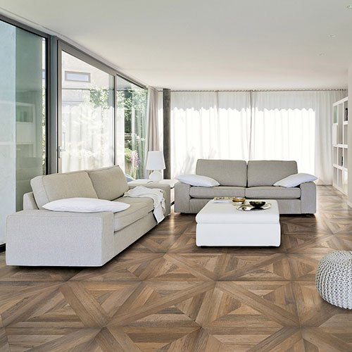 AKDO Wood Looking Porcelain Tiles