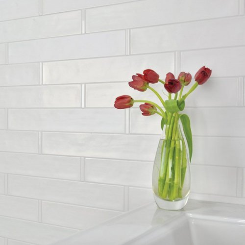 Origin Birch White Subway Tile