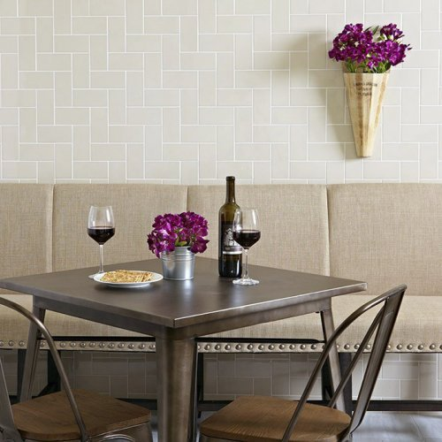 Summer Linen Subway Tile
