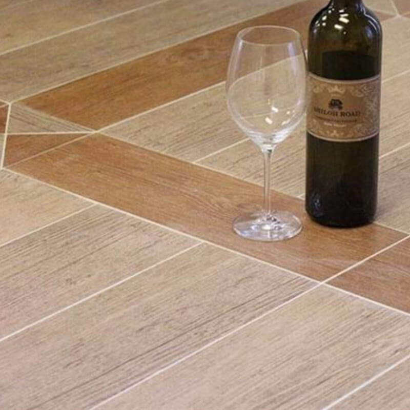 as woodlook tile takes off in popularity and becomes more familiar there are two major in the way it is used first since todayu0027s technology